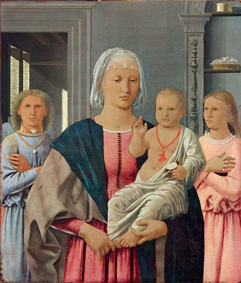La Madonna del 3,14